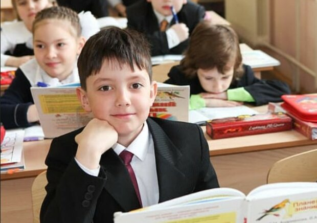 Dzieci w szkole/screen Youtube