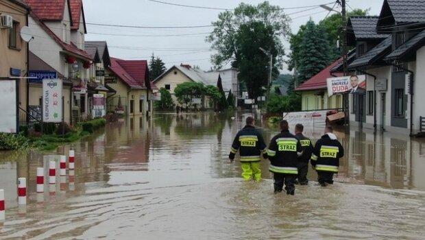 Powódź. Źródło: bochnianin.pl