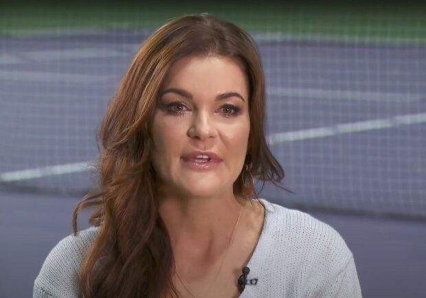 Agnieszka Radwańska/źródło: YouTube/TVP