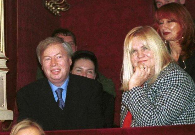 Marek Grechuta z żoną. Źródło: fakt.pl