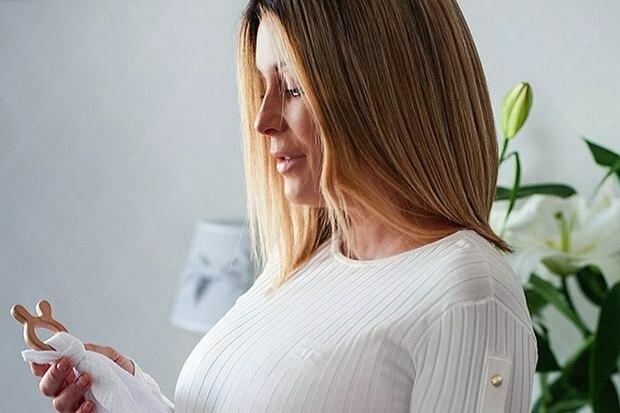Czy Małgorzata Rozenek urodziła już syna?, źródło: Plotek