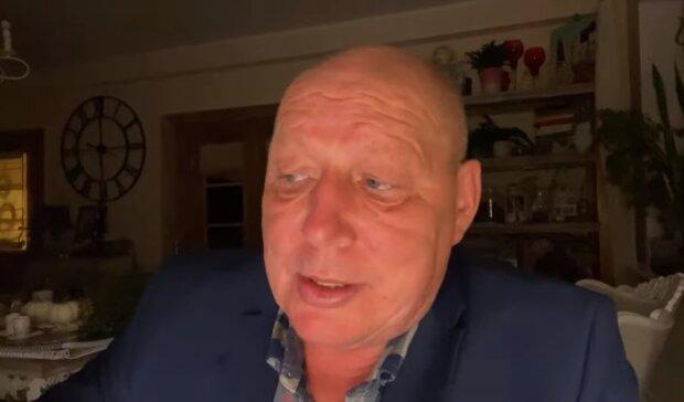 Krzysztof Jackowski/ YouTube @Jasnowidz Krzysztof Jackowski Official