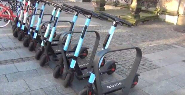 Gdańsk: ważne zmiany dla użytowników hulajnóg elektrycznych. Dotkną także pieszych