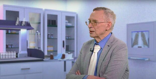 Profesor Włodzimierz Gut / YouTube:  TVP Info