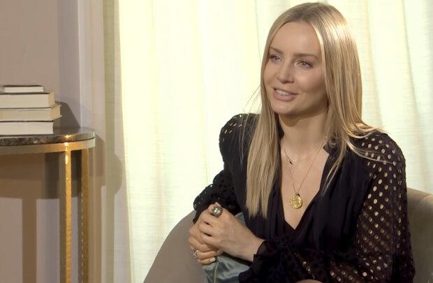 Agnieszka Woźniak - Starak. Źródło: youtube.com