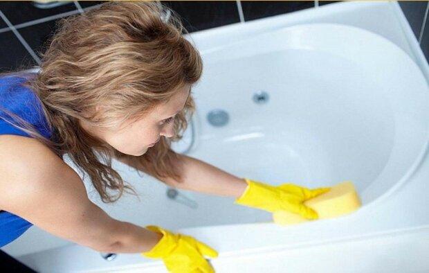Jak wybielić kąpiel metodami ludowymi, Screen Google