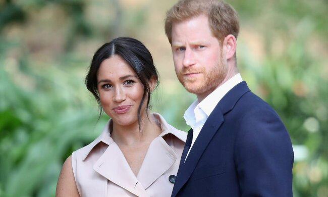 Harry and Meghan Markle / YouTube: BBC