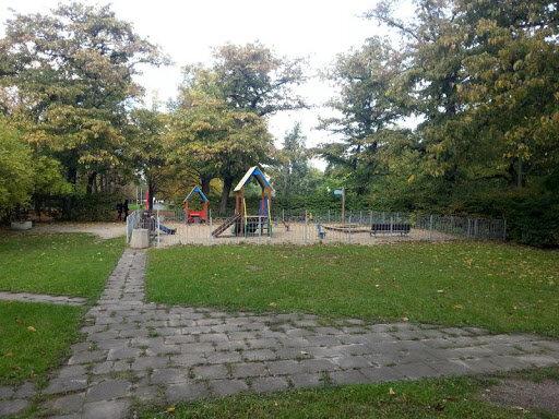 Plac zabaw, Park Sowińskiego