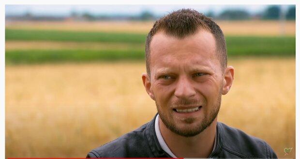 Dawid z Rolnik szuka żony. YouTube
