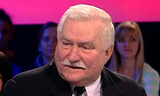 Lech Wałęsa/screen YouTube @TVP VOD