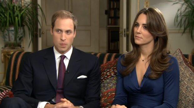 Kate i William. Źródło: Youtube On Demand News