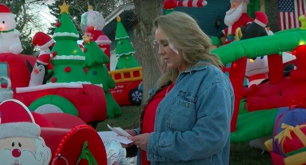 Czy list do Mikołaja wzruszy mamę dziewczynki? / YouTube: Denver7 – The Denver Channel
