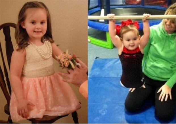 8-letnia dziewczynka, urodzona bez nóg, zaskoczyła wszystkich i została gimnastyczką. Niesamowita historia