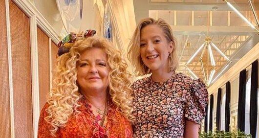 Magda Gessler i Lara Gessler. Źródło: Instagram