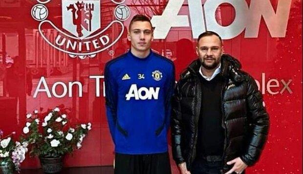 Polak w Manchesterze United? Życiowa szansa Maliszewskiego