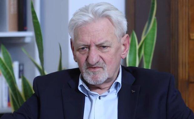 Prof. Andrzej Horban. Źródło: Youtube Narodowy Instytut Zdrowia Publicznego - PZH