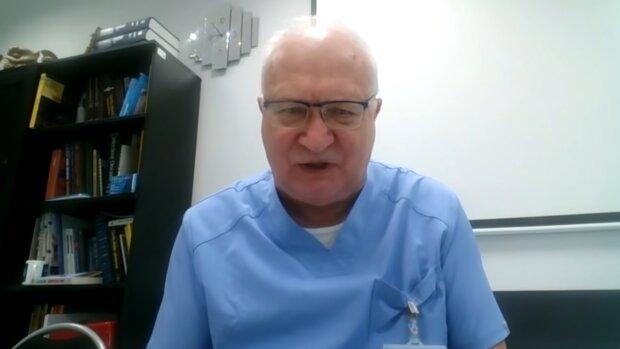 Prof. Krzysztof Simon. Źródło: Youtube Onet Rano