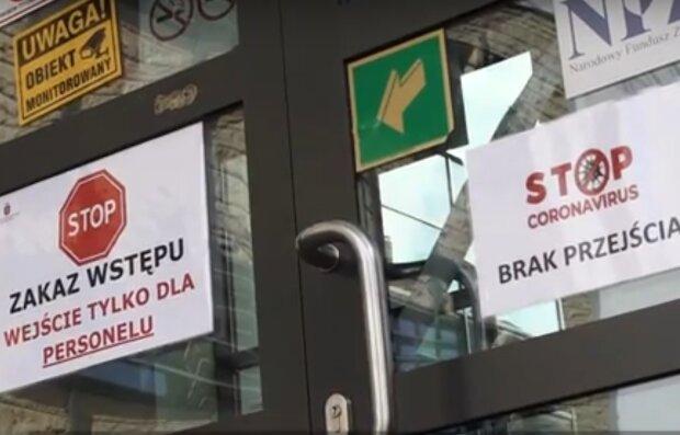 Kraków: w tym tygodniu swoją działalność rozpoczął pierwszy szpital tymczasowy w województwie. Są już pierwsi pacjenci