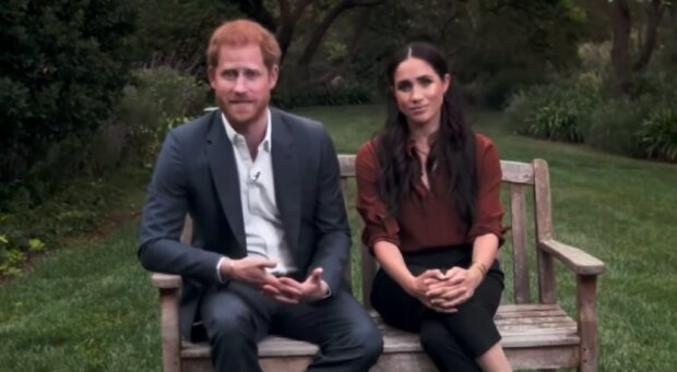 Meghan oraz Harry / YouTube:  E! News