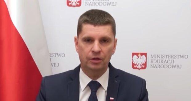 Dariusz Piontkowski. Źródło: Youtube