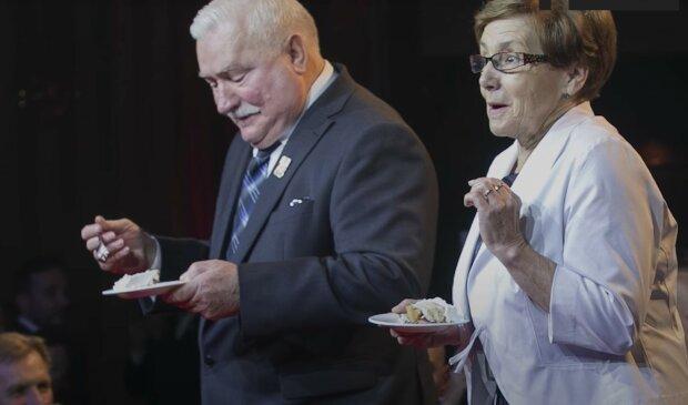 Lech Wałęsa screen Youtube