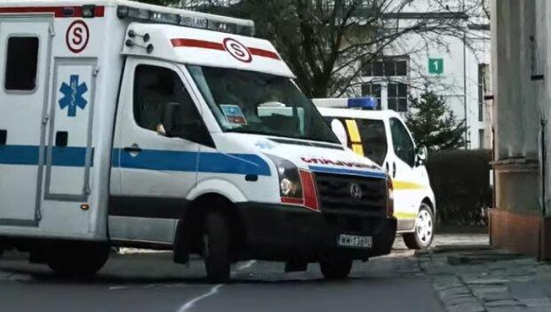 Ambulans. Źródło: Youtube