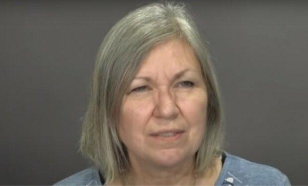65-letnia kobieta, screen Youtube