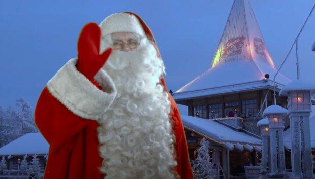 Święty Mikołaj! / YouTube:  Santatelevision