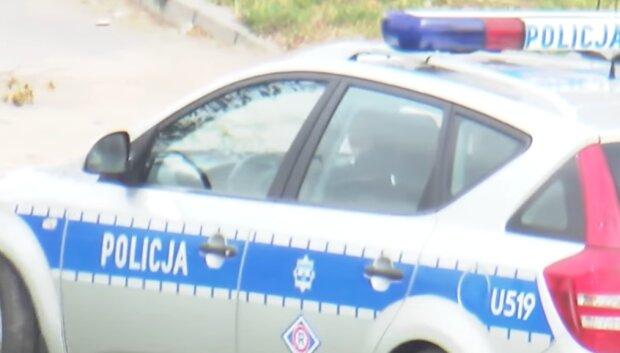 Policja/ screen youtube