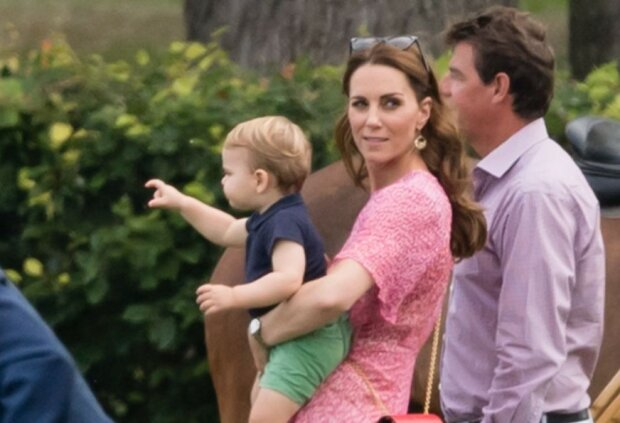 Rzadkie zdjęcia książęcego syna. Książę Louis gwiazdą Wielkiej Brytanii