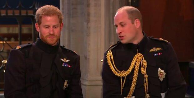 Konflikt między braćmi trwa? / YouTube: The Royal Family Channel
