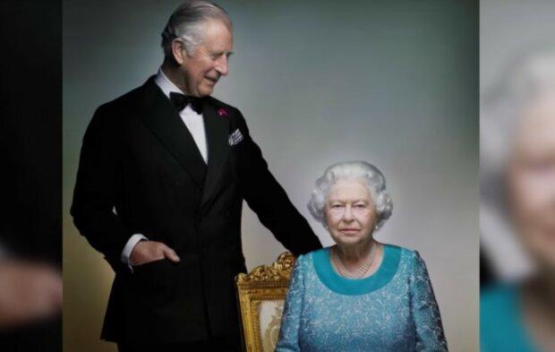 Królowa Elżbieta II/ YouTube