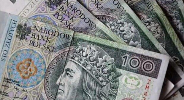 Pieniądze. Źródło: Youtube Wiadomości