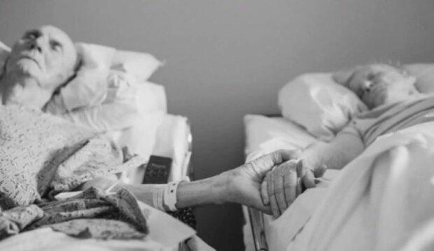 Wzruszająca historia. Byli małżeństwem 62 lata i odeszli w tym samym dniu. Ostatnie słowa mężczyzny chwytają za serce