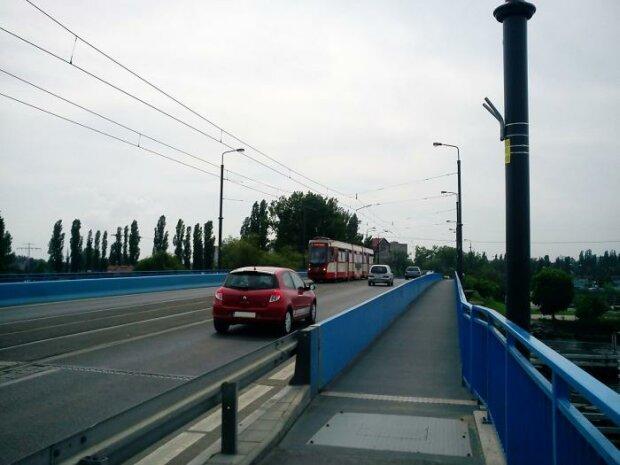 Gdańsk: Most Siennicki zaczyna się osuwać. Czy zostanie zamknięty z powodu złego stanu