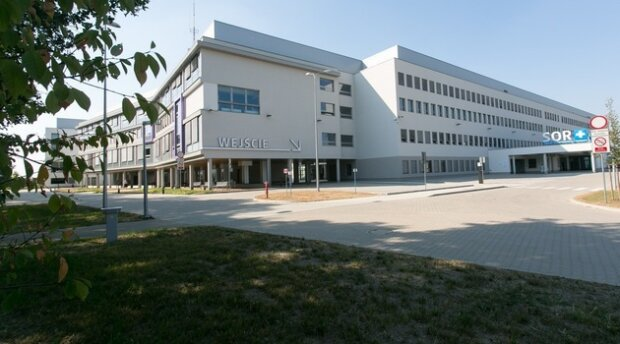 Szpital wojewódzki, Wrocław