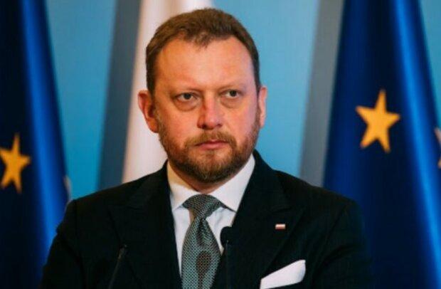 Łukasz Szumowski/screen Twitter