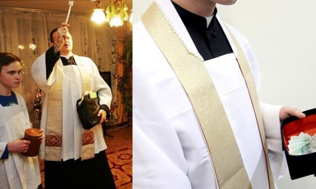 Ministrant ujawnił nieuczciwy proceder polskich księży. O tym, nikt nie mówi na głos