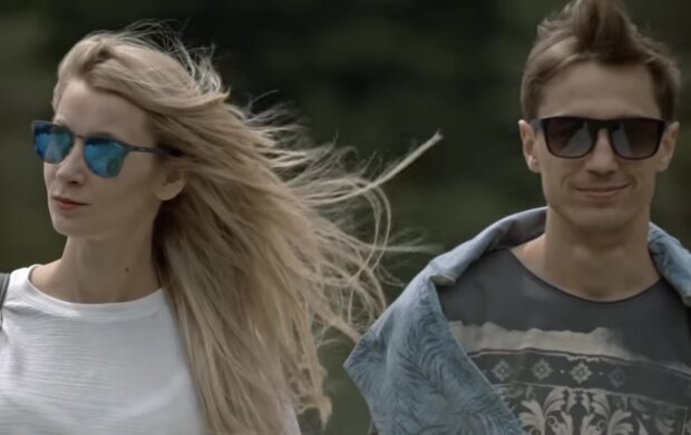 Kamil i Ewa Stoch/ screen youtube