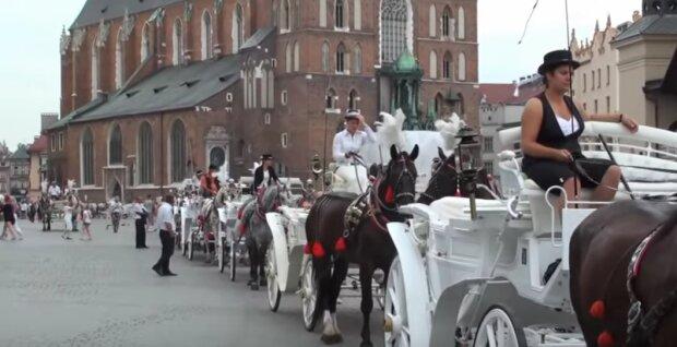 Kraków: dobra wiadomość dla turystów. Dorożki mogą wrócić na krakowski rynek