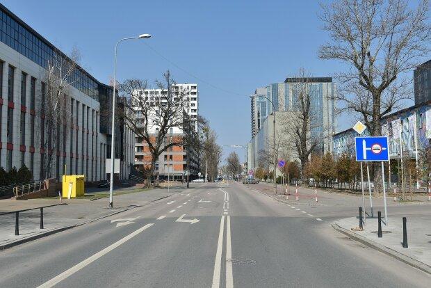 Warszawa, ul. Karolkowa