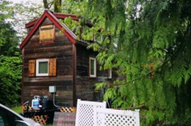 Drewniany domek. Źródło planetapolska.com