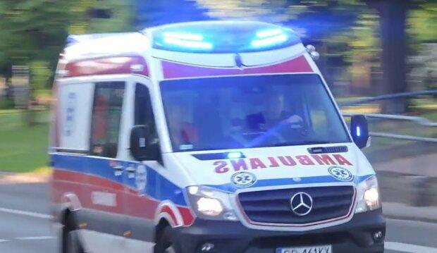 Pogotowie ratunkowe/Youtube @InnaTelewizja