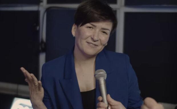 Kasia Łaska. Źródło: youtube.com