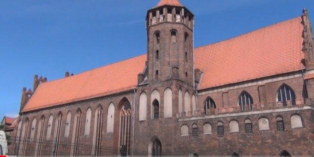 Gdańsk: Bazylika dla wiernych znów otwarta