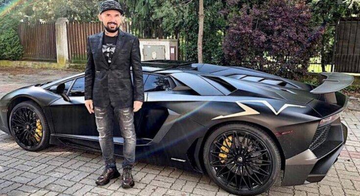 Patryk Vega ma problemy finansowe? Skarbówka zabrała mu bardzo drogi samochód