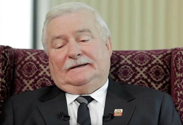 Lech Wałęsa/screen YouTube @Centrum Myśli Jana Pawła II