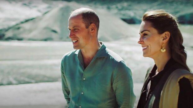 Księżna Kate i książę William / YouTube:  Dla Ciekawskich