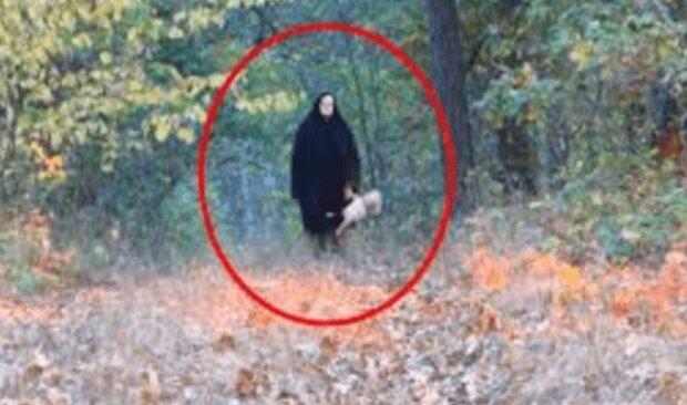 W polskich lasach można spotkać pewną staruszkę. Lepiej z nią nie rozmawiać