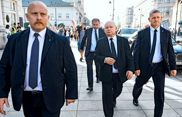 Kaczyński chroniony 24 godziny na dobę. Ujawniono, ile kosztuje ten przywilej